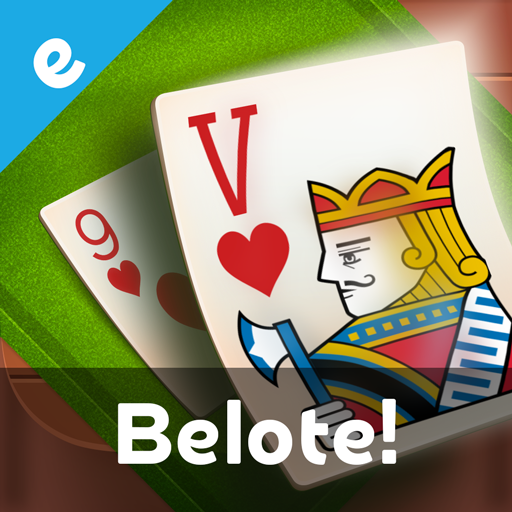 Multiplayer Belote & Coinche  6.9.4 (Unlimited money,Mod) for Android