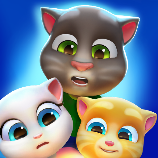 My Talking Tom Friends  (Unlimited money,Mod) for Android 1.5.1.4