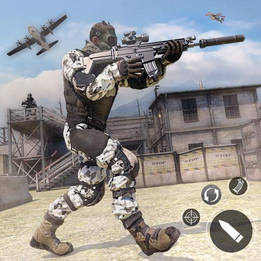 New Commando Shooter Arena: New Games 2020  (Unlimited money,Mod) for Android 1.5