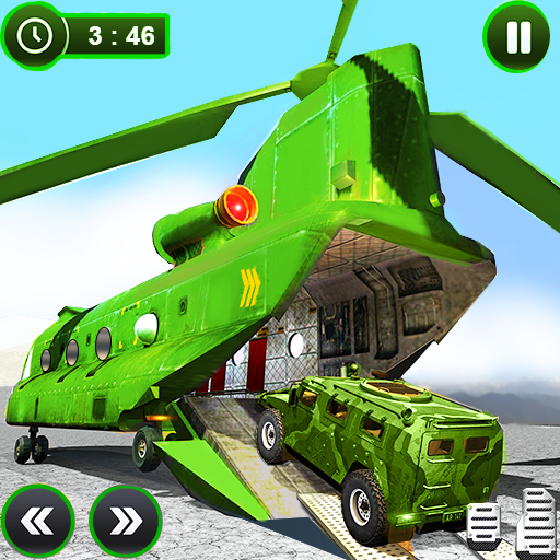OffRoad US Army Transport Simulator 2020  (Unlimited money,Mod) for Android 3.1