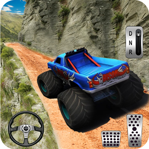Offroad  Monster Truck Free Hill Drive  (Unlimited money,Mod) for Android 1.13