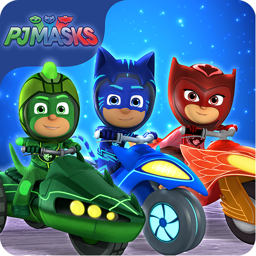 PJ Masks: Racing Heroes  (Unlimited money,Mod) for Android 2.0.3
