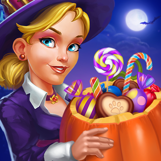Park Town Match 3 Game with a story  1.43.3683 (Unlimited money,Mod) for Android