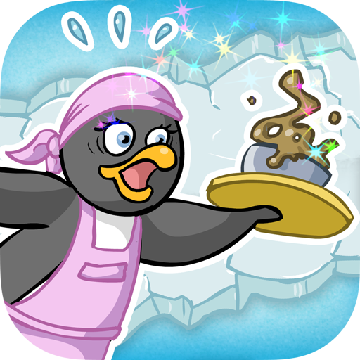 Penguin Diner  (Unlimited money,Mod) for Android 1.0.39