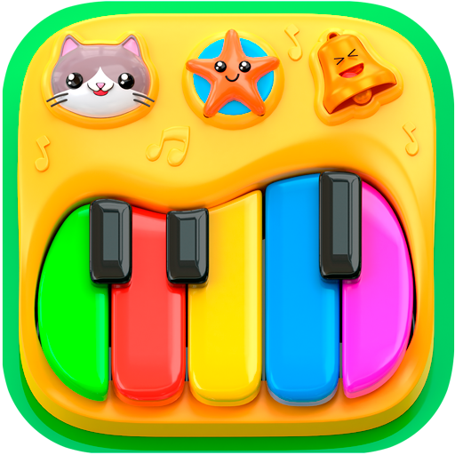Piano for babies and kids  (Unlimited money,Mod) for Android 1.3