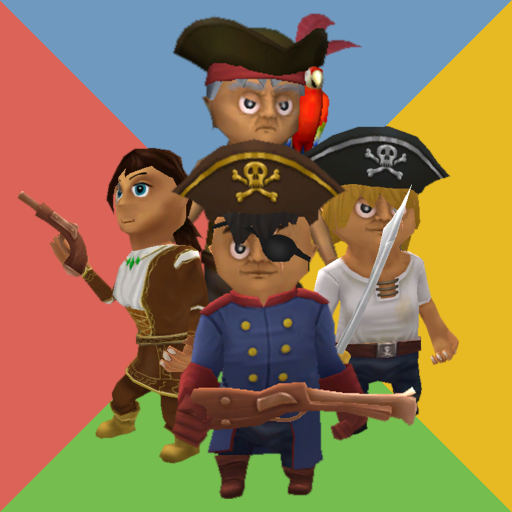Pirates party: 2 3 4 players  (Unlimited money,Mod) for Android 2.23