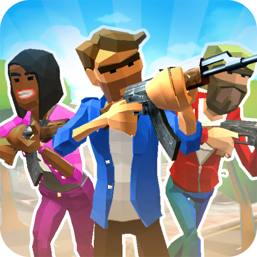 Pixel Squad Free Firing Battle Royale 2020 (Unlimited money,Mod) for Android 1.1