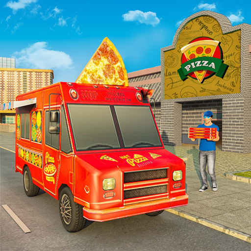 Pizza Delivery Van Driving Simulator  (Unlimited money,Mod) for Android 1.1.3