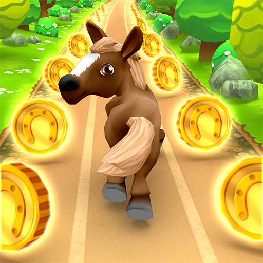 Pony Racing 3D  (Unlimited money,Mod) for Android 1.5.4
