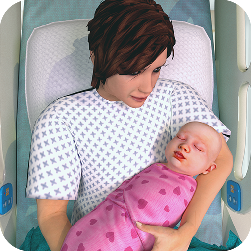 Pregnant Mother Simulator – Virtual Pregnancy Game  (Unlimited money,Mod) for Android 2.2
