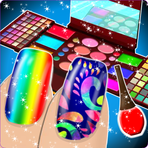 Princess Makeup and Nail Salon  (Unlimited money,Mod) for Android 1.7.5