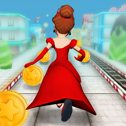 Princess Run Game  (Unlimited money,Mod) for Android 1.8.0