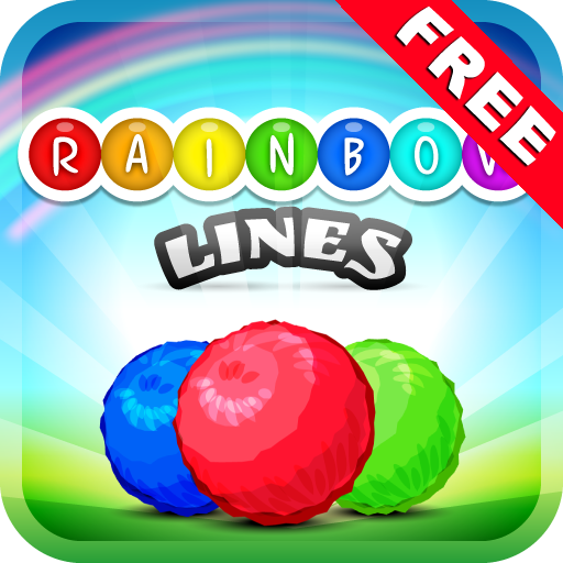Rainbow Lines  (Unlimited money,Mod) for Android 1.3.11