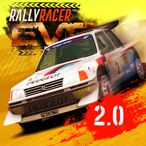 Rally Racer EVO®  (Unlimited money,Mod) for Android 2.03