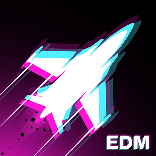 Rhythm Flight: EDM Music Game  (Unlimited money,Mod) for Android 0.8.4