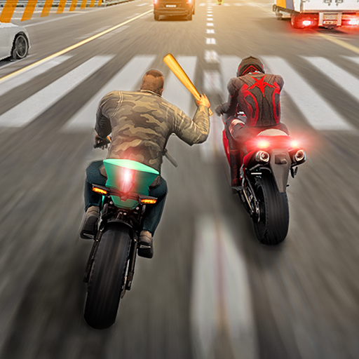 Road Rash 3D: Smash Racing  (Unlimited money,Mod) for Android 1.8