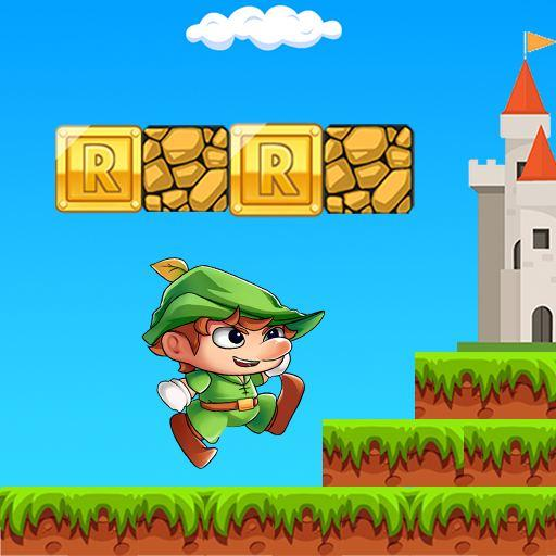 Robin Jungle World – Classic Adventure Game  (Unlimited money,Mod) for Android 1.1.2