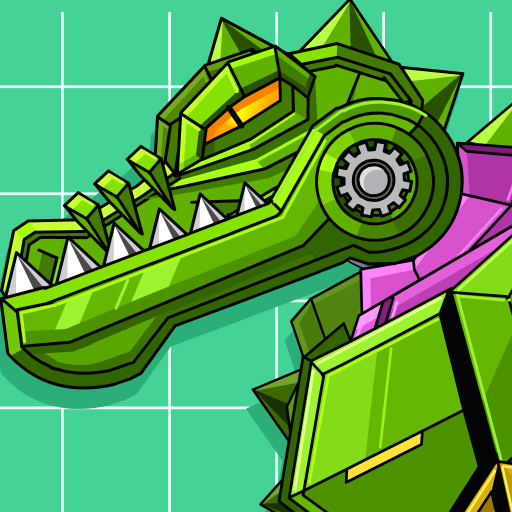 Robot Crocodile Toy Robot War  (Unlimited money,Mod) for Android 2.8