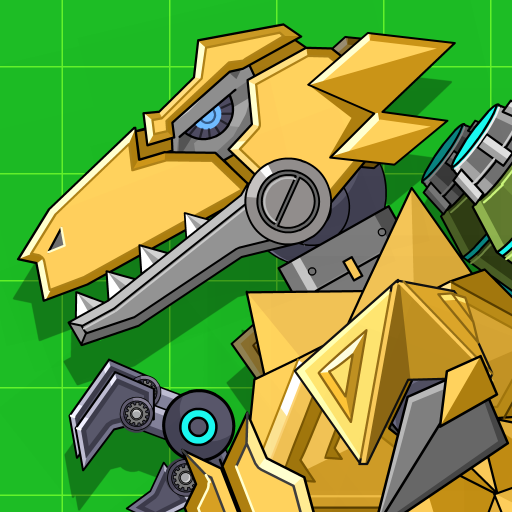 Robot Megalosaurus Dino War  (Unlimited money,Mod) for Android 2.4