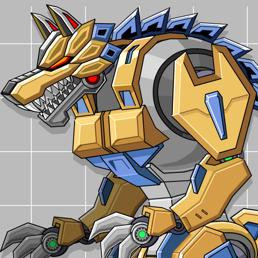 Robot Werewolf Toy Robot War  (Unlimited money,Mod) for Android 2.5
