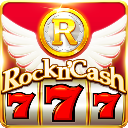 Rock N' Cash Casino Slots -Free Vegas Slot Games  (Unlimited money,Mod) for Android 1.41.1