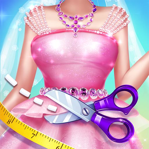 👸✂️Royal Tailor Shop 3 – Princess Clothing Shop  (Unlimited money,Mod) for Android 3.9.5026