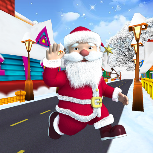 Santa Run  (Unlimited money,Mod) for Android 1.1.6