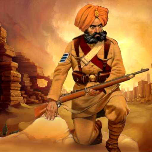 Saragarhi Fort Defense: Sikh Wars Chap 1  (Unlimited money,Mod) for Android 3.6