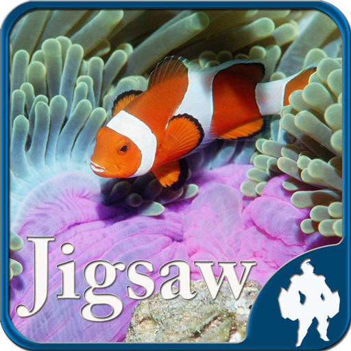 Sea Life Jigsaw Puzzles  (Unlimited money,Mod) for Android 1.9.17
