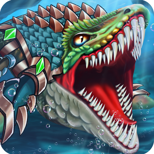 Sea Monster City  (Unlimited money,Mod) for Android 12.05