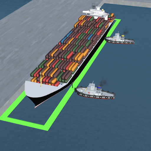 Ship Mooring 3D  (Unlimited money,Mod) for Android 1.16
