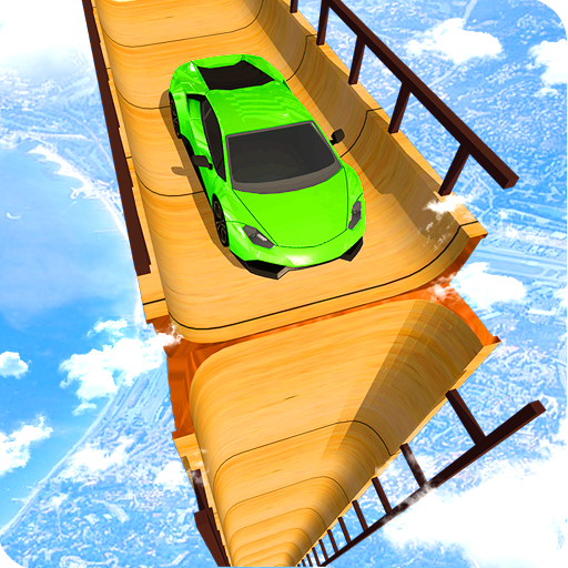 Sky Ramp Car Mega Stunts Big Jump  (Unlimited money,Mod) for Android 1.0