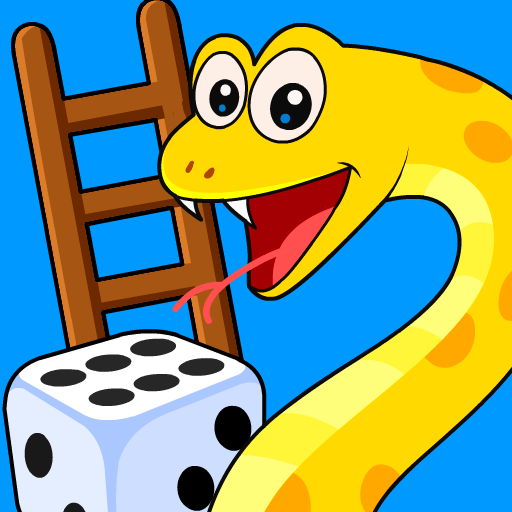 🐍 Snakes and Ladders Board Games 🎲  (Unlimited money,Mod) for Android 1.3