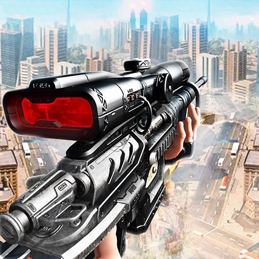 Sniper 3D Shooting Strike Mission: New Sniper Game  (Unlimited money,Mod) for Android 1.2 4