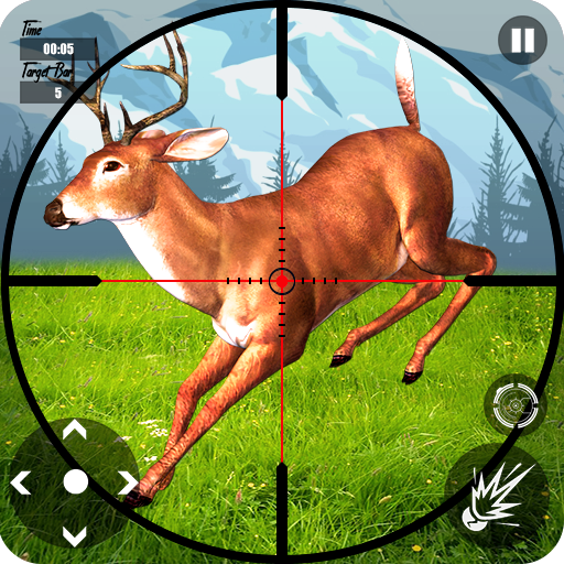 Sniper Deer Hunt:New Free Shooting Action Games  (Unlimited money,Mod) for Android 1.0