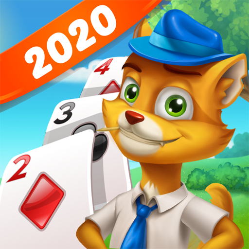 Solitaire: Forest Rescue TriPeaks  (Unlimited money,Mod) for Androi 2.0.37  d