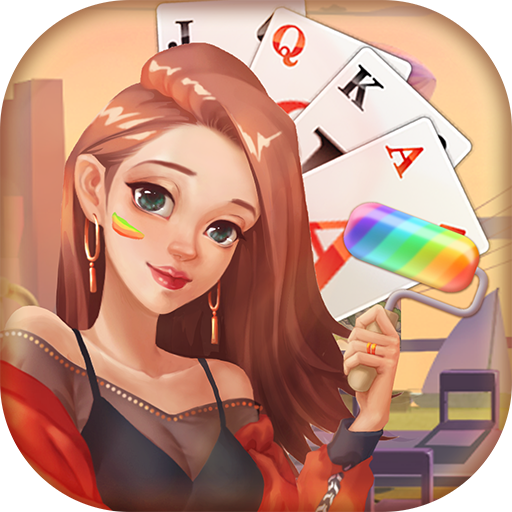 Solitaire Fun Tripeaks – My Restaurant Stories  7.6.0 (Unlimited money,Mod) for Android