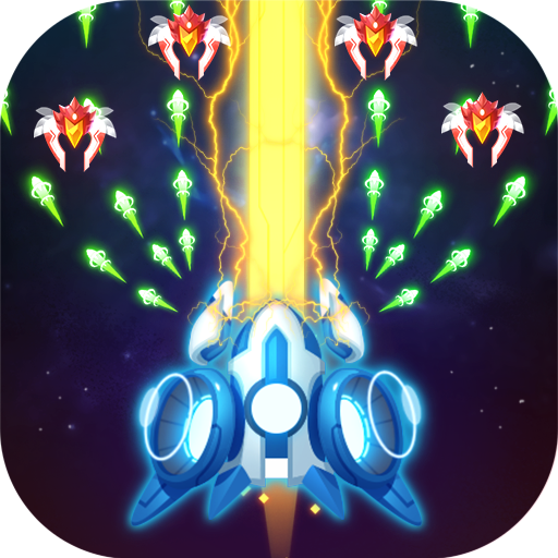 Space Attack – Galaxy Shooter  (Unlimited money,Mod) for Android 1.0.39.35