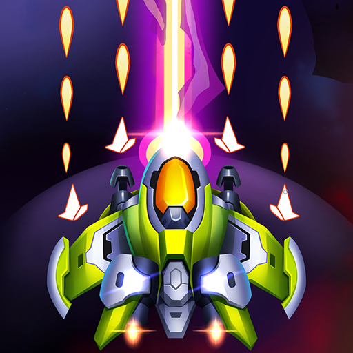 Space Force: Alien Shooter War  (Unlimited money,Mod) for Android 1.4.7
