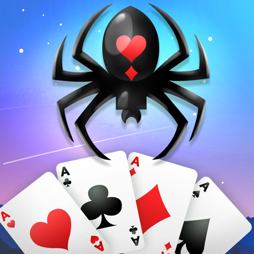 Spider Solitaire  (Unlimited money,Mod) for Android 2.9.501