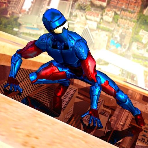 Spider Stickman hero: Gangster of Real crime city  (Unlimited money,Mod) for Android 5.0