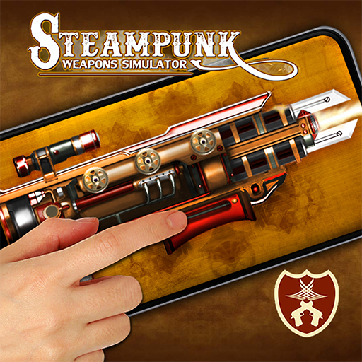Steampunk Weapons Simulator – Steampunk Guns  (Unlimited money,Mod) for Android 2.0