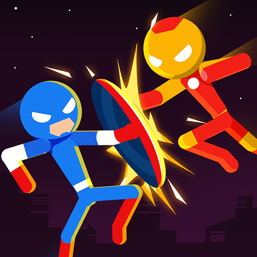 Stick Super: Hero – Strike Fight for heroes legend  (Unlimited money,Mod) for Android 1.1.5