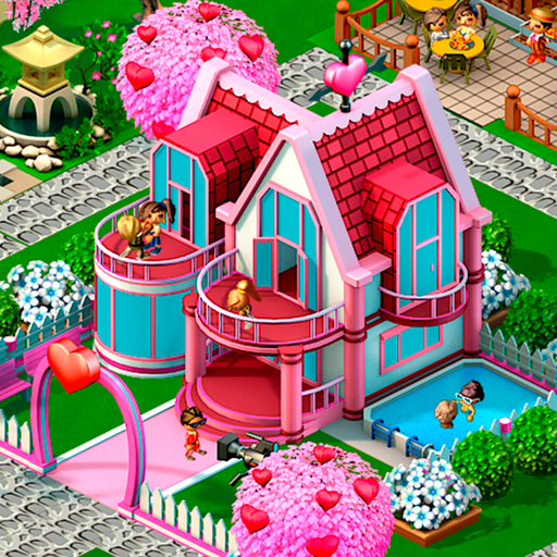 SuperCity: Building game  (Unlimited money,Mod) for Android 1.35.2