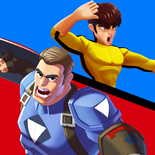 Superhero Captain X vs Kungfu Lee  (Unlimited money,Mod) for Android 1.2.9.1