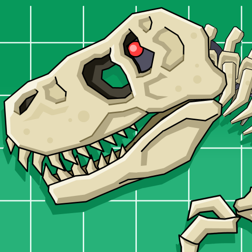 T-Rex Dinosaur Fossils Robot Age  (Unlimited money,Mod) for Android 2.6