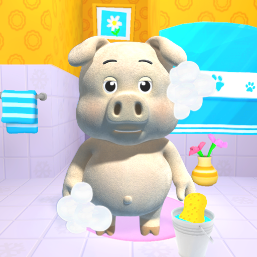 Talking Piggy  (Unlimited money,Mod) for Android 2.19