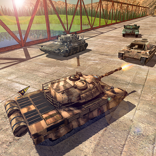 Tank Blitz Fury: Free Tank Battle Games 2019  (Unlimited money,Mod) for Android 6