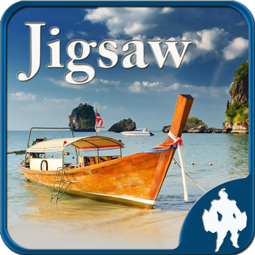 Thailand Jigsaw Puzzles  (Unlimited money,Mod) for Android 1.9.17