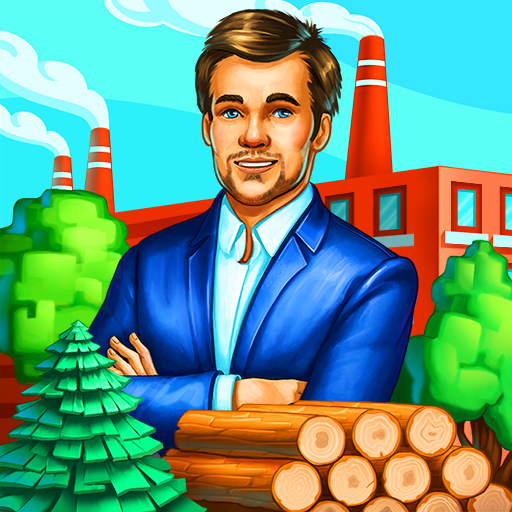 Timber Tycoon Factory Management Strategy  1.1.7 (Unlimited money,Mod) for Android